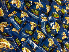 Warheads Extreme ALL BLUE RASPBERRY - Blue Color Bulk Candy - 15oz SUPER SAVER