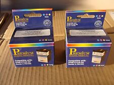Lot of 2 Premium Imaging Products Ink Cartridge Color RM040120 For use in Epson