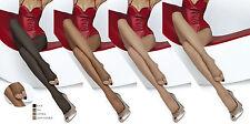 Fiore Eveline Classic Summer Toeless Sheer Tights 15 Denier Open Toe 4 Colours