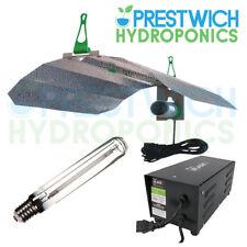 Lump Black 600w Ballast Grow Light Kit Hydroponics Black 600w Bulb HPS Dual