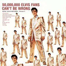 Elvis Presley 50,000,000 Elvis...(Gold Records Vol 2) - NEW SEALED 180g import
