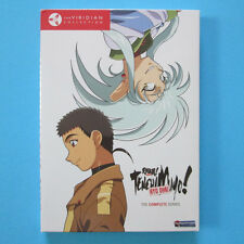 Tenchi Muyo! Ryo Ohki - OVA Box Set (DVD, 3-Disc Set, Viridian Collection) Anime