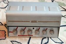 Altec A326 amplifier  MADE IN USA 1950s 117-120V