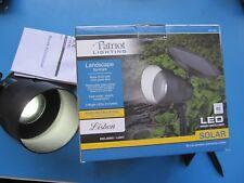 Patriot Lighting Solar Landscape Spotlight,