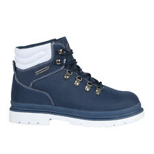 Brand New Lugz MGROTRT-411 Men's Navy Grotto Ripstop Work Boots