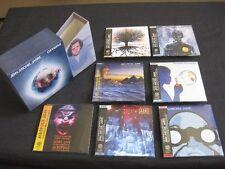 """JEAN MICHEL JARRE, CD Mini LP PROMO BOX """"Oxygene"""" + 7 Mini LPs (12 CDs), new !"""