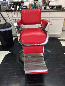 Belmont Barber Chair Electric Base