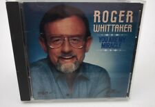 Roger Whittaker - You Are My Miracle  (CD, 1991 ) Like New
