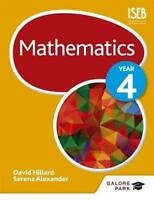Mathematics AÑO 4 de Alexander, Serena, hillard, David Libro De Bolsillo 97814