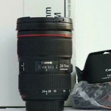 Canon EF 24-70mm f/2.8L II USM Lens Good Condition