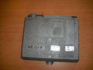 calculateur une prise siemens HOM7700731803/ 7700733848/ S100805101B (ref 1908)