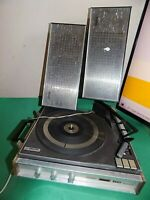 PHILIPS BOOTS GF447/15P Holland Vintage Record Player Turntable FAULTY SPARES