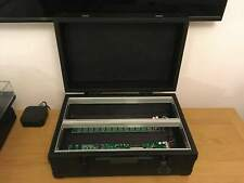 Synthracks 84HP EURORACK POWERED PORTABLE CASE – TOLEX