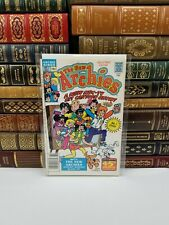 The New Archies #1 ~ Collector's Edition ~ November, 1987 ~ NBC TV Series