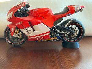 Minichamps 1/6 1:6 Motorcycle Stand MotoGP Ducati Honda Yamaha Suzuki- Xtra Wide