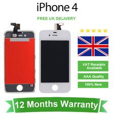 Iphone 4 Blanco Alta Calidad TIANMA LCD Pantalla ** ** Vendedor de Reino Unido