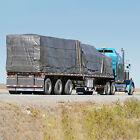 24' x 18' Lumber Tarp, 1 Flap