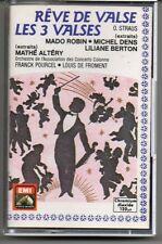Cassette audio Les 3 Valses