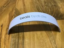 Top Headband for Beats by dr Dre Studio 1.0 Headphones - White