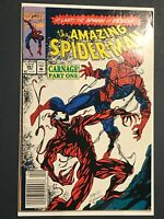 Amazing Spider-Man 361 NEWSSTAND First Appearance of Carnage Marvel Comics MOVIE