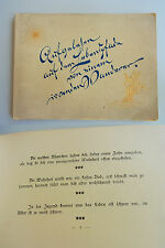 2 x KVK: Kleindruck KASSEL 1895 // Aufgelesen auf dem Lebenspfade... Aphorismen