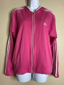 S t Admitir Biblia  Las mejores ofertas en Adidas rosa sólido Activewear Chaquetas para Mujeres  | eBay