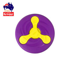 Large Dog Frisbee Dog Fetch Toys Dog Flying Object Disc Outdoor Training Playing