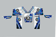 yamaha banshee full graphics kit decals stickers 350 atv quad racing pro
