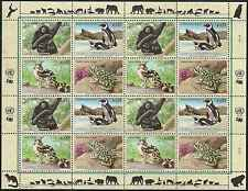 Timbres Animaux Nations Unies Vienne 370/3 ** année 2002 lot 4202