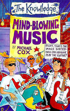Mind Blowing Music (The Knowledge), New, Cox, Michael Book