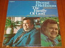 DOUG OLDHAM - THE FAMILY OF GOD - RARE STILL SEALED LP ! ! ! !