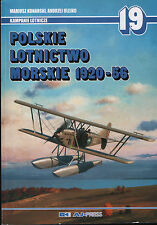 Polskie Lotnictwo Morskie 1920-56 (A J Press) - Polish Text - New Copy