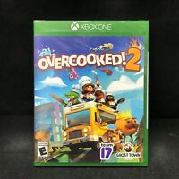 Overcooked 2 (Xbox One) BRAND NEW / In-Stock !!