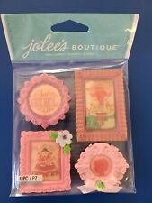 Jolee's Boutique Baby Girl Mini Frames