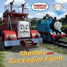 Thomas and Fire Engine Flynn Book and CD (Thomas and Friends) by W. Awdry