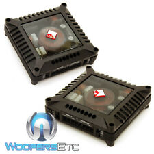 ROCKFORD FOSGATE POWER SERIES 2-WAY PASSIVE CROSSOVERS BI-AMP OPTION NEW PAIR
