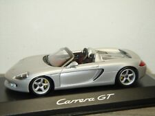 Porsche Carrera GT - Minichamps 1:43 in Box *34722