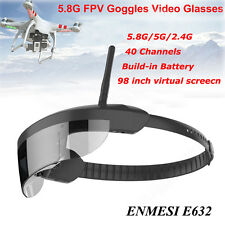 ENMESI E632 854x480 5.8G 40CH 3D Video FPV Goggles Glasses for F210 Racing Drone