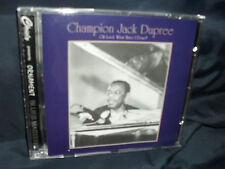 Champion Jack Dupree - Oh Lord, What Have I Done?