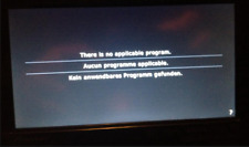 PIONEER AVIC-Z140BH PROGRAM START UP ERROR/NO APPLICABLE PROGRAM REPAIR SERVICE