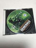 Command and Conquer: Generals Zero Hour (PC, 2003) DISCS 1 Expansion ONLY