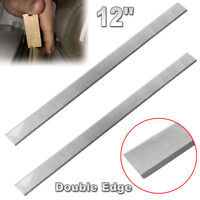 """2PCS 2 edged 12"""" HSS Planer Blades Knives for Delta 22-540 Replaces 22-547"""
