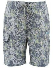 Simms Surf Short Tidal Camo Mens Size 36 Or 38 NWT