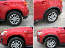 for Mitsubishi ASX Outlander Sport 2013 2014 2015 Fender Flare Kit  Wheel Arch