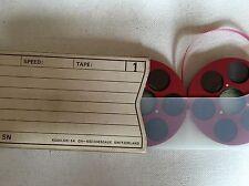 Nagra Snn Tape Good Condition Metal Reel Price For Pairs