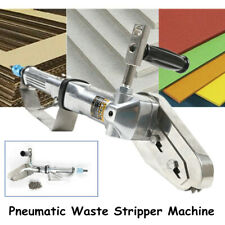 Pneumatic Waste Stripper Machine Cardboard Carton Paper Edge Removal 4500RPM USA