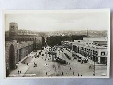 AK Ansichtskarte Postkarte Stuttgart - Hindenburgplatz