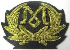 Titanic Marconi Radio Operators Wreath Cap Hat Badge White Star Line 1912 Ship