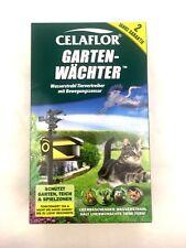 Celaflor Garten-Wächter, Reiherschreck Tierabwehr Katzen Vogel Hund Wasser