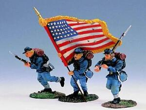 King & Country ACW001 US . Stars and Stripes Forever - Collectors showcase